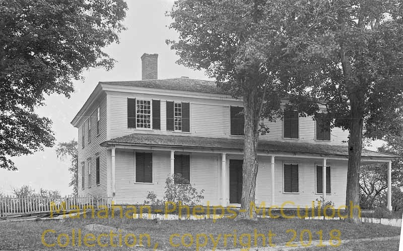 'Franklin Pierce HomesteadHouses'