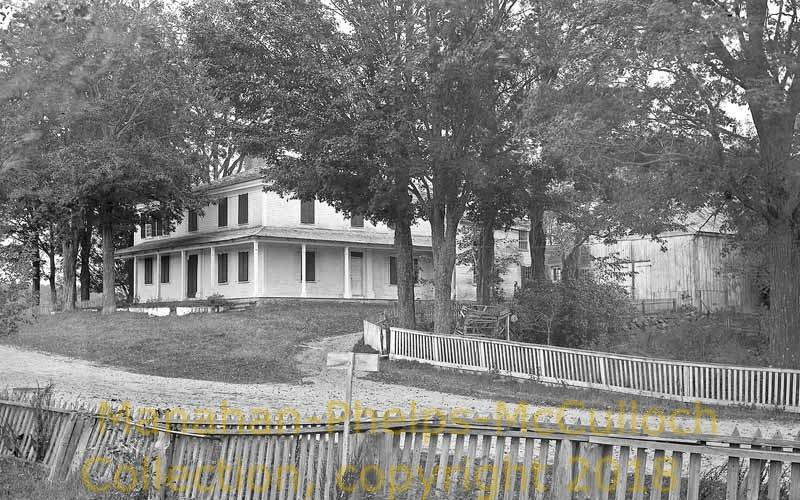 'Franklin Pierce HomesteadHousesHillsborough Town'