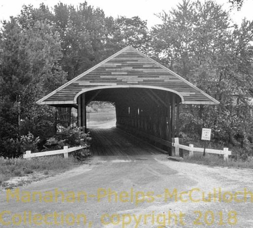 'postcardCovered Bridges'