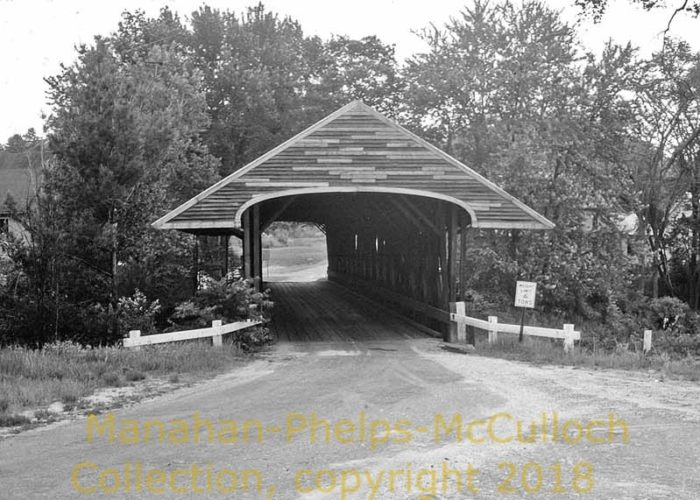 'postcardCovered Bridges'